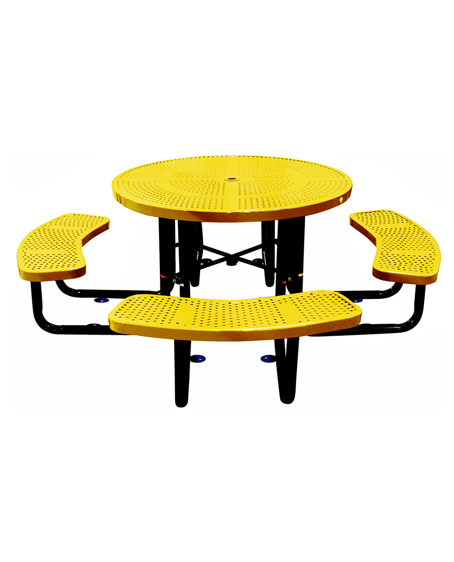 Astonishing Outdoor Picnic Table For Parks And School Playground Interior Design Ideas Clesiryabchikinfo