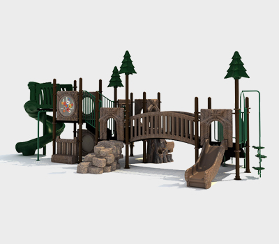 Complete Playground Areas