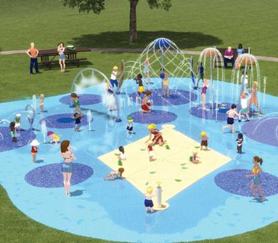 Buy Premium Grade Water Play Equipment